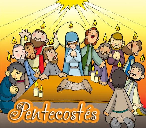 Pentecostés caricatura