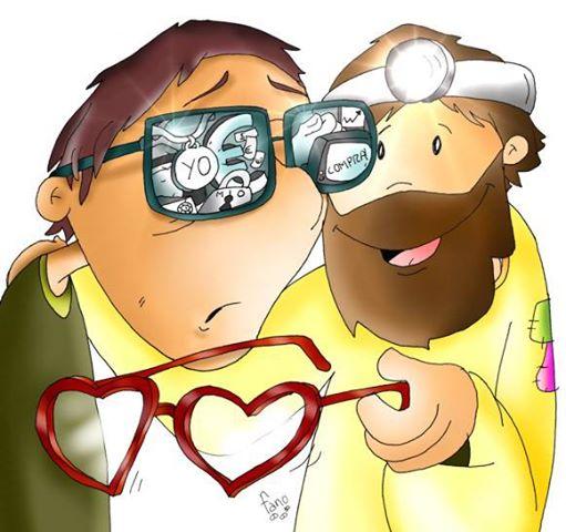 optica del amor