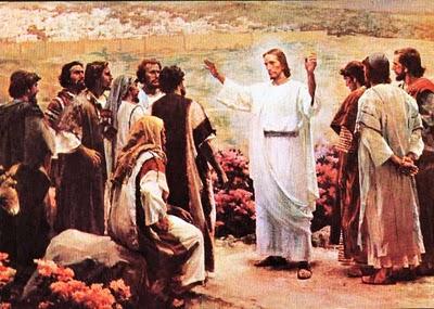 """""""El que quiere a su padre o a su madre más que a mí no es digno de mí; el que quiere a su hijo o a su hija más que a mí no es digno de mí"""" (Mt 10,37)."""