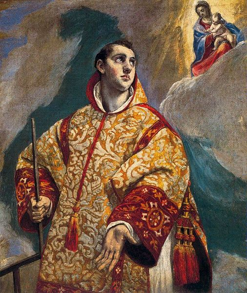 Aparicion_de_la_Virgen_a_san_Lorenzo_El_Greco
