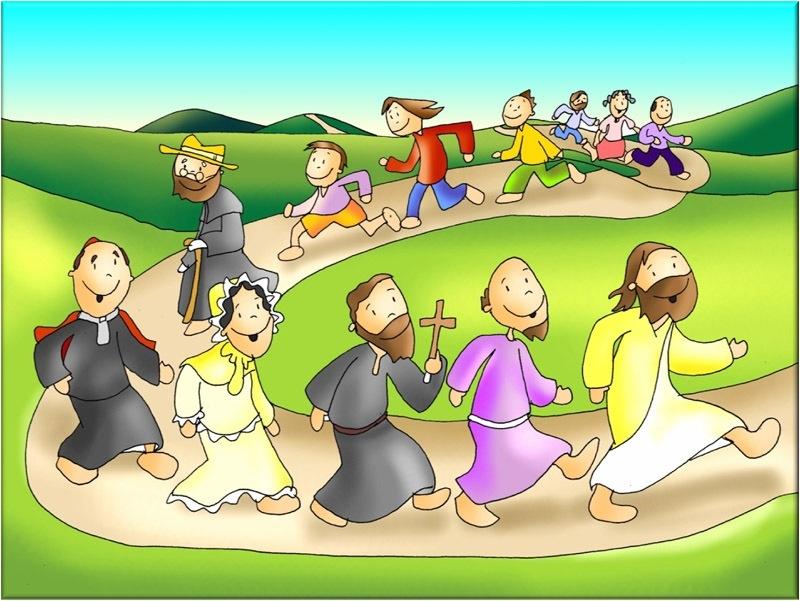seguimiento de Jesus