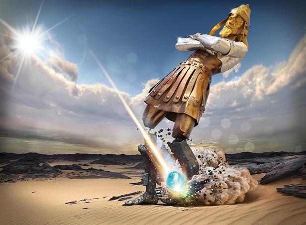 Sueño Nabucodonosor - Daniel