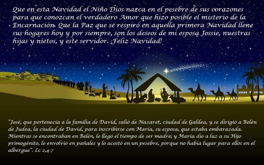 December 2013 de la mano de mar a page 2 - Frases cristianas para felicitar la navidad ...