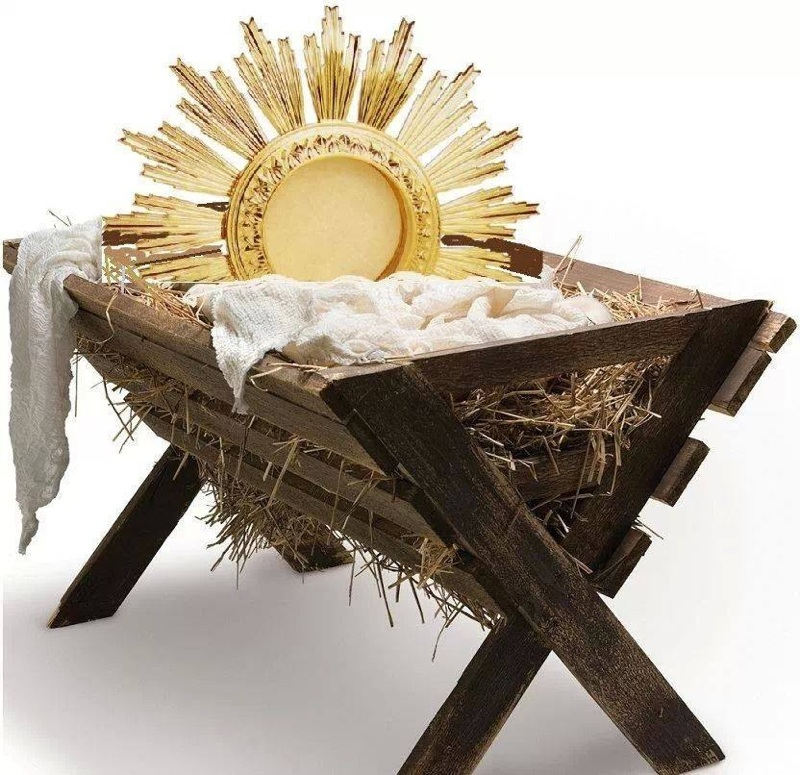 pesebre eucaristia