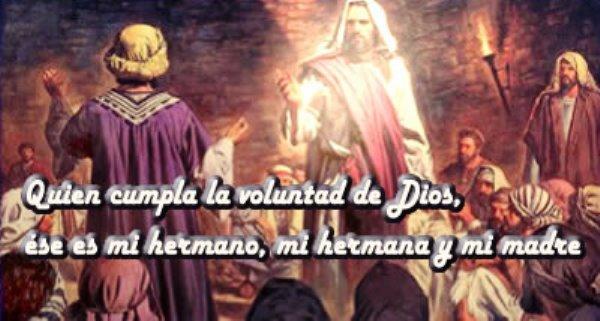 la verdadera familia de Jesus