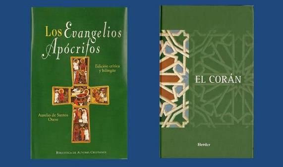 Los Evangelios Apócrifos y el Corán