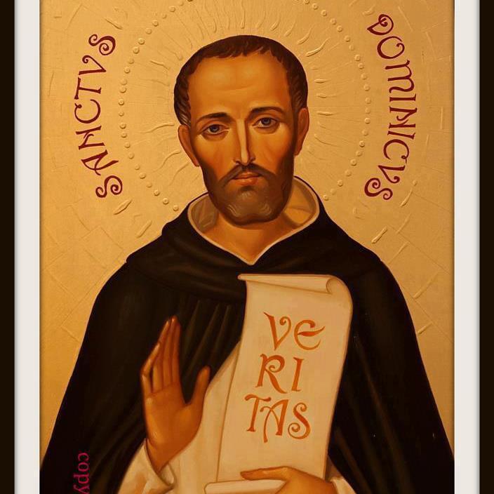 Santo Domingo nuestro Padre VERITAS