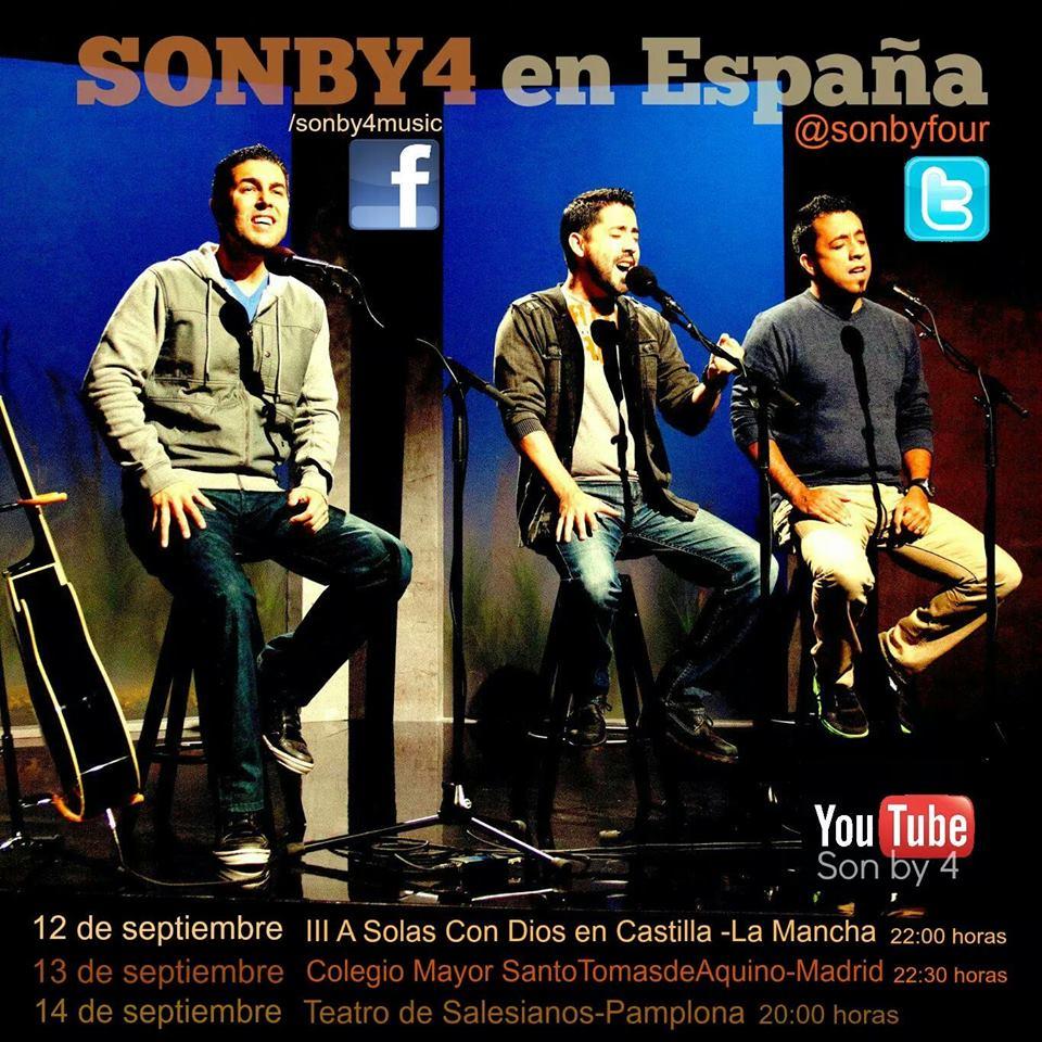 Sonby4 España