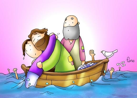 Pescadores de hombres 4