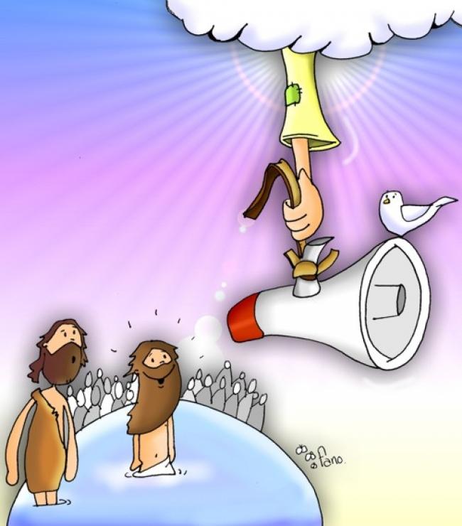 id y proclamad el evangelio