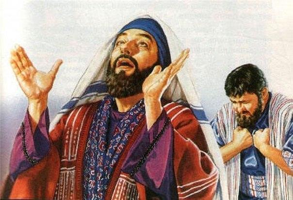 fariseo orando
