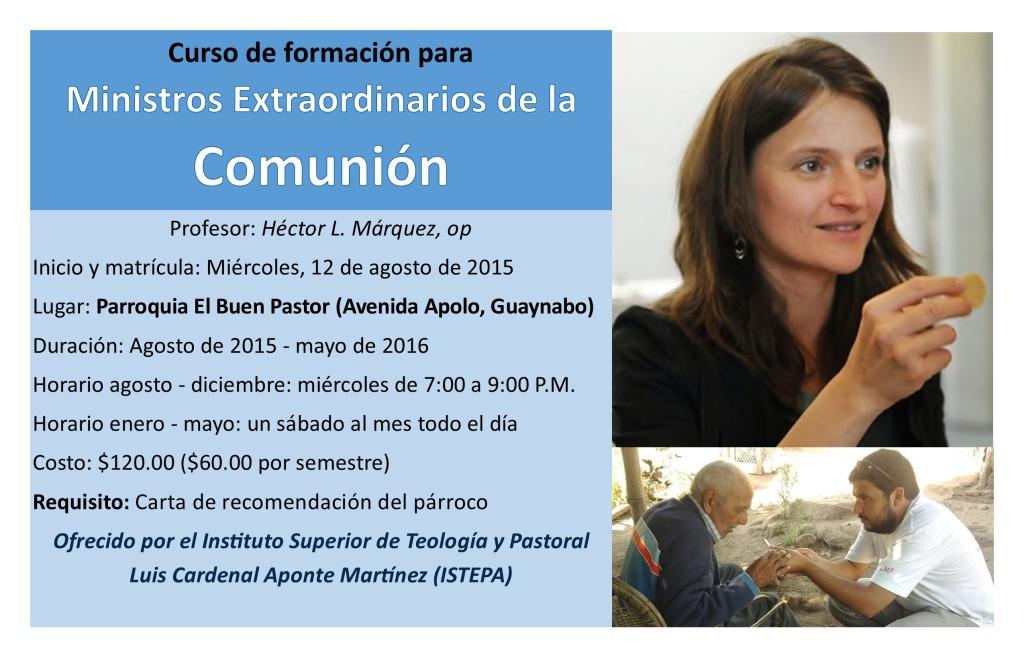 Flyer Curso MEC Buen Pastor