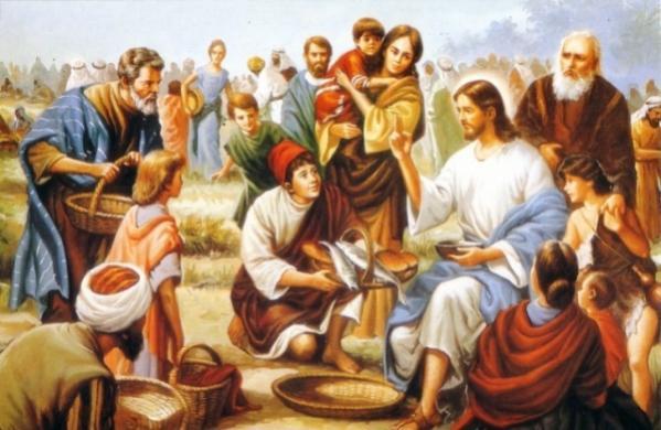 Multiplicacion de los panes Juan