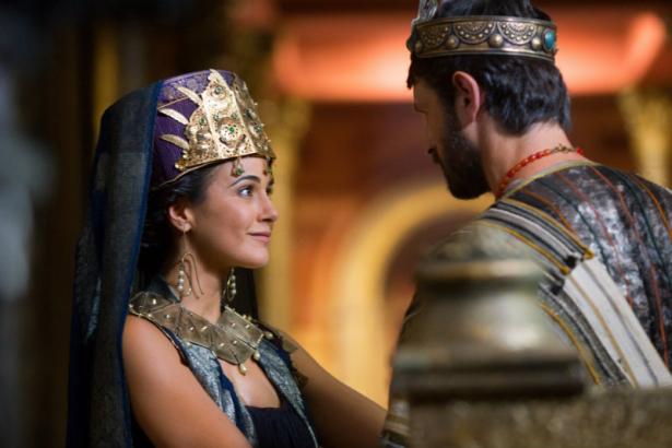 herodes y esposa