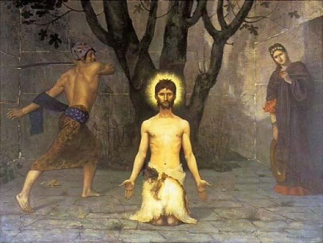 martirio de juan bautista 2