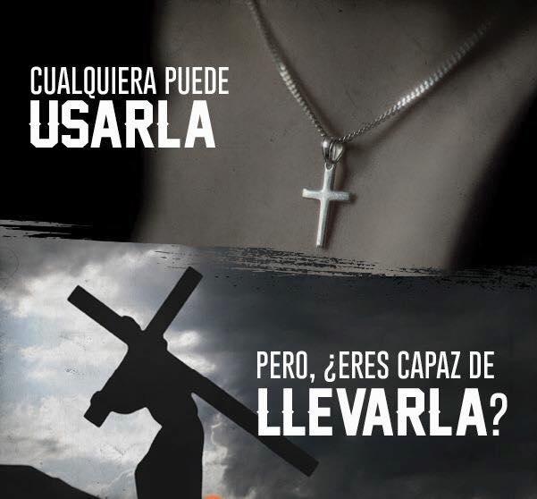 Llevar la Cruz