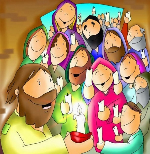 Verdadera familia de Jesús