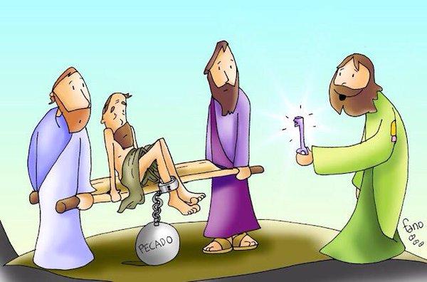 Tus pecados te son perdonados