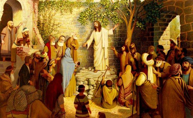 La nueva familia de Jesus