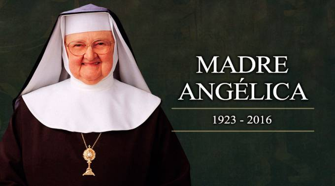 MadreAngelica1923-2016