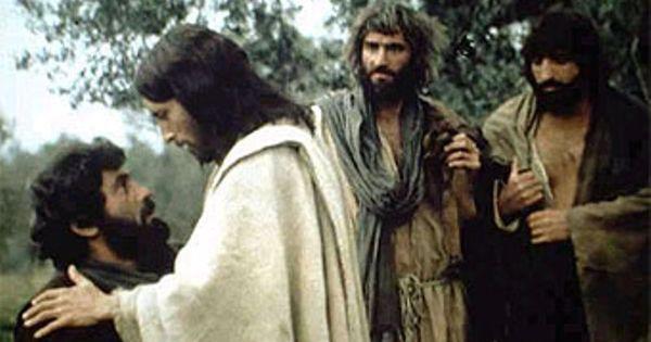 «Simón, hijo de Juan, ¿me amas?» «Sí, Señor, tú sabes que te quiero.»