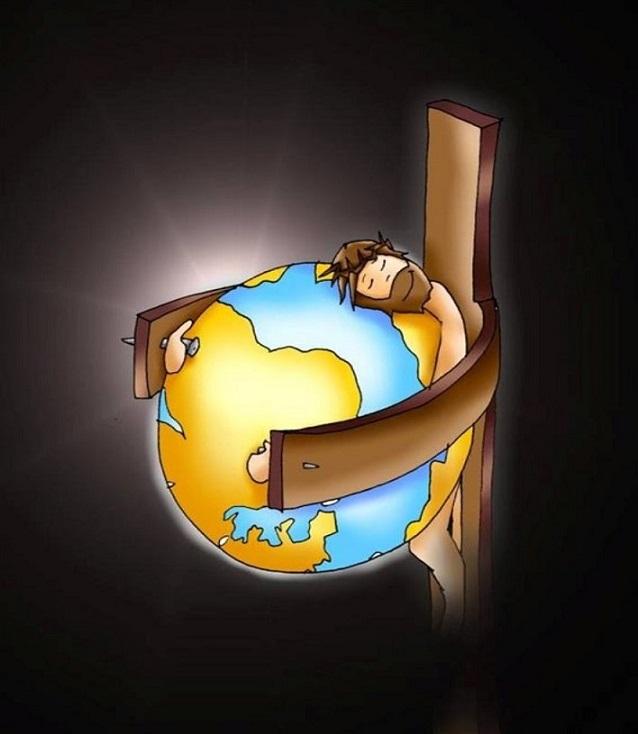 tanto amo Dios al mundo 3