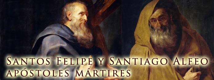 Santiago y Felipe 3 Mayo